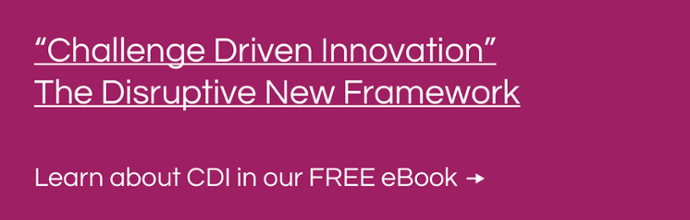 Explore Challenge Driven Innovation in our Free eBook
